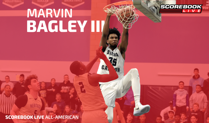 Marvin Bagley 1st Team