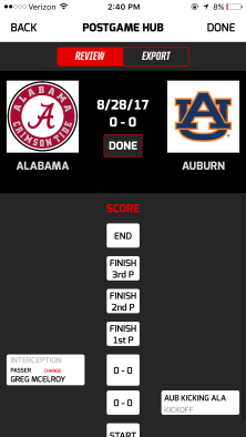 Postgame Hub Edit A